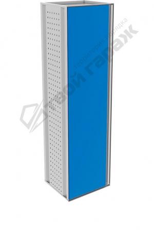 Шкаф металлический одежный односекционный 550х2100