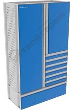 Шкаф металлический стационарный