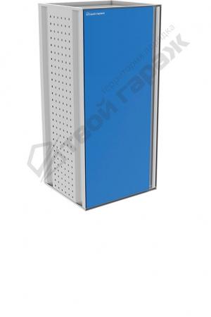 Шкаф односекционный универсальный для установки на тумбу 550х1200